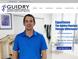 Guidry Physical Therapy
