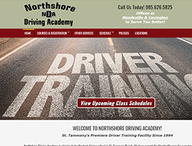 Northshore Driving Academy